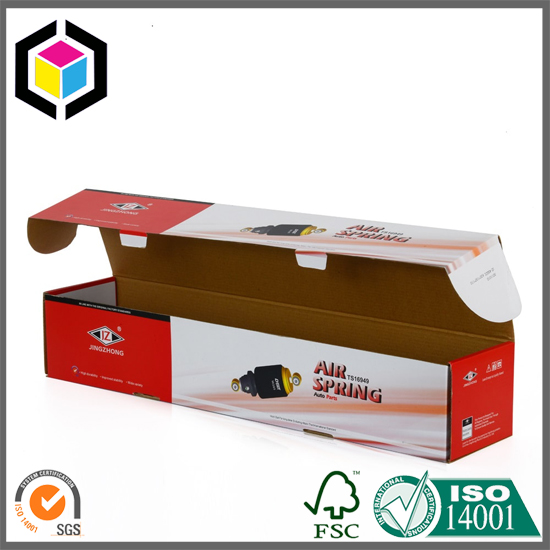 Custom Color Printing E Flute Corrugated Mailer Box China