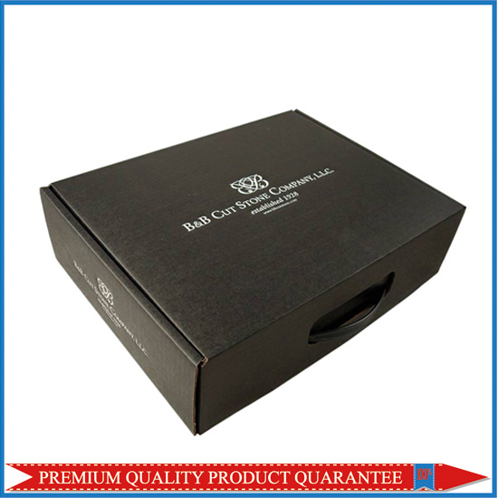 Folding Carton Box with Handle