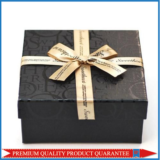 Spot UV Gift Packaging Box