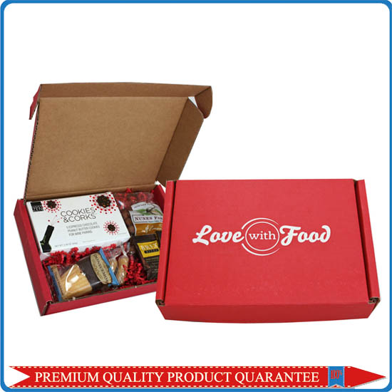 Candy Food Corrugated Mailing Box