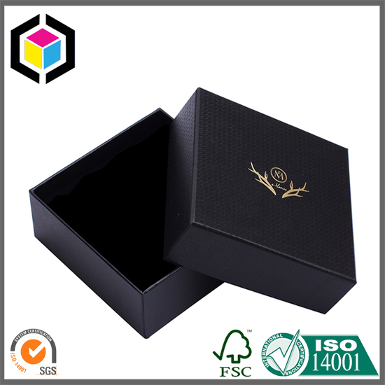 Jewelry Gift Paper Box; Two Pieces Gift Box