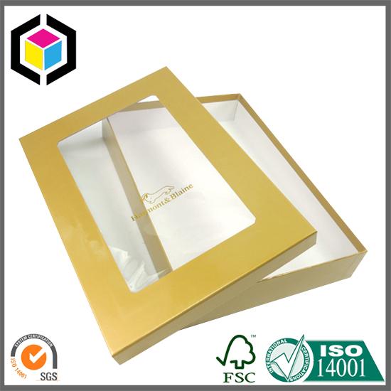 Pvc Window T Shirt Cardboard Box
