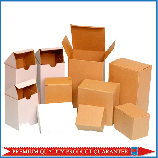 Plain Brown Corrugated Box China