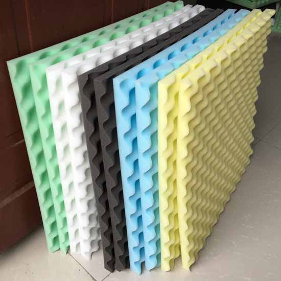 Colorful Foam Insert Protector for Electronic Products