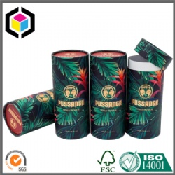 Full Color Printing Cylinder Shape Cardboard Paper Tube