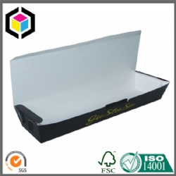 Full Color Printing Hot Dog Food Grade Paper Tray Box