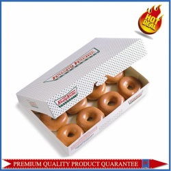 Custom Donut Box with Logo