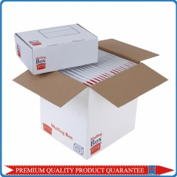 Mailing Small Pack Cardboard Boxes