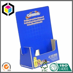 Easy Set Up Color Printing Display Carton Box