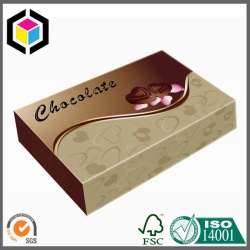 Luxury Color Print Chocolate Box
