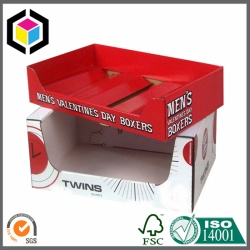 Color Printing Corrugated Display Packing Box