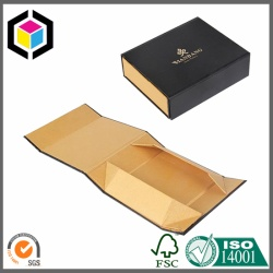 Luxury Gold Color Collapsible Gift Box