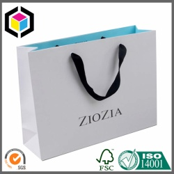 Matte Laminated Promotion Paper Bag