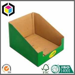 Corrugated Cardboard Book Display Box