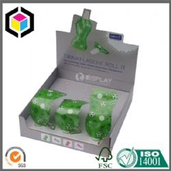 Color Print Retail Corrugated Display Box