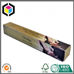 Four Color Print Eye Makeup Paper Packaging Box