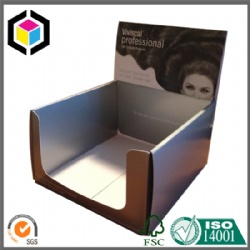 Large Size Corrugated Cardboard PDQ Display Box