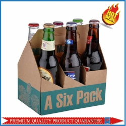 6 Pack Beer Bottle Carrier